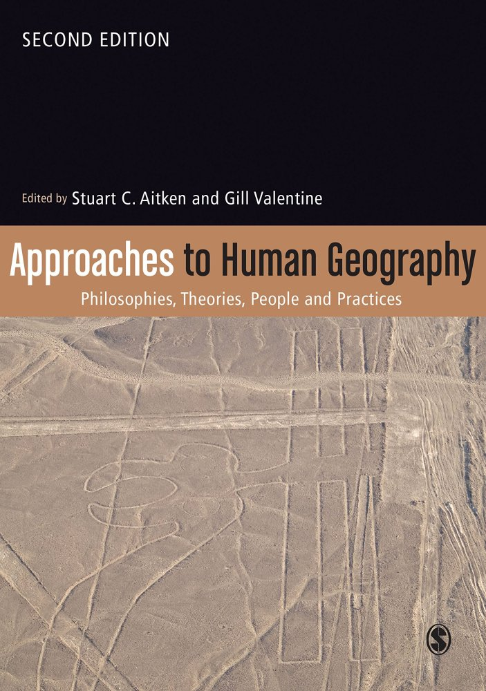 Approaches to Human Geography: new edition published