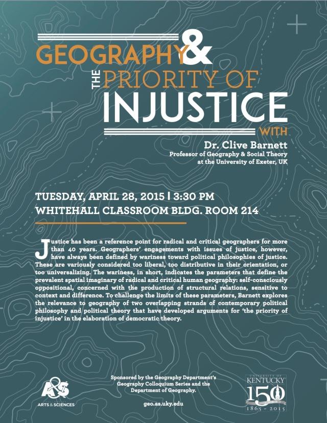 Geo & Injustice_REV