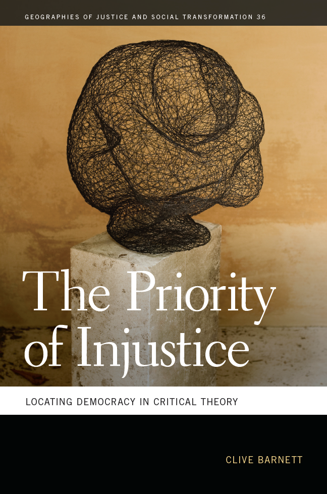 The Priority of Injustice – Barnett